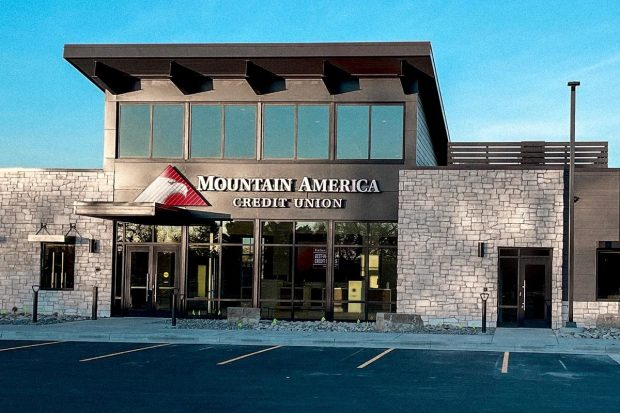 Mountain America Credit Union is opening this branch in Billings, Mont. this week.