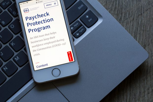 paycheck protection program mobile app