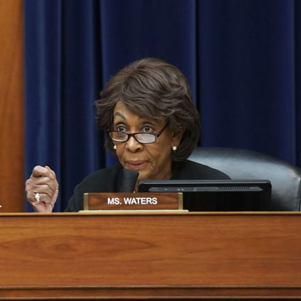 Waters Says Fincen Needs At Least 74 3 Million Soon To Implement New Law Credit Union Times