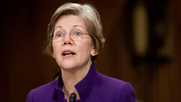 Sen. Elizabeth Warren, D-Mass. (Photo: NLJ)