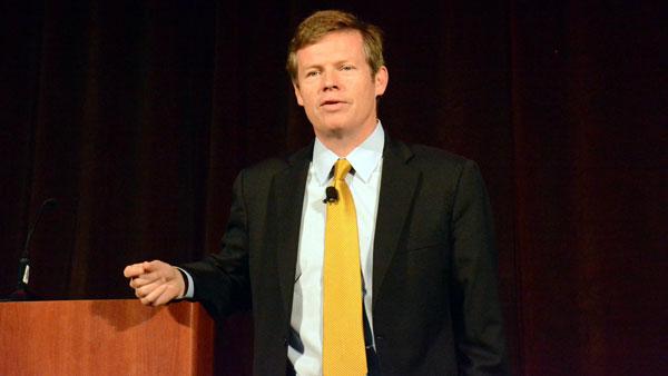 J.P. Morgan chief global strategist David Kelly.