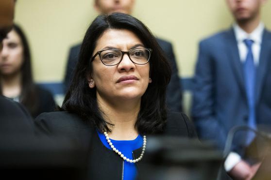 Rep. Rashida Tlaib, D-Mich. (Photo: Diego Radzinschi/ALM)