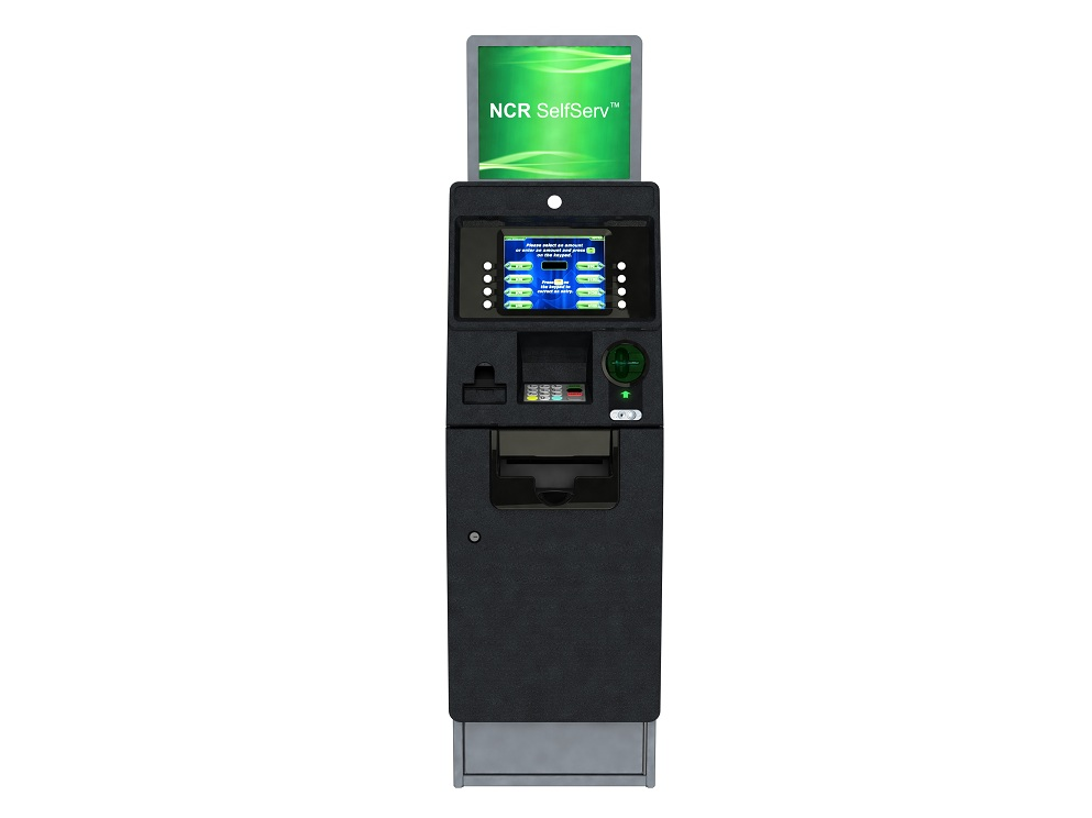 Cardtronics Deploying Super-Small NCR ATM | Credit Union Times