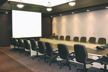Dozens of groups in the community have used Central Willamette Community CU's meeting rooms dubbed Central Intelligence and Central Command for its technology features. Nonprofits and government agencies can book the rooms for free.