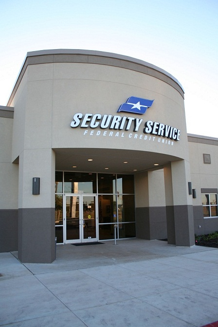 How do you apply for a loan at Security Service Federal Credit Union?