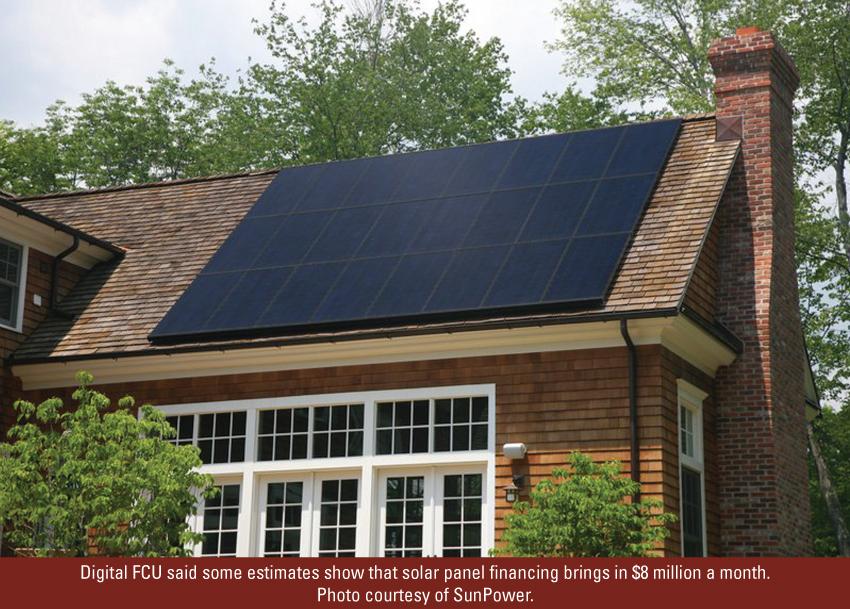 Digital FCU Powers $100M Solar Participation Deal | Credit Union Times
