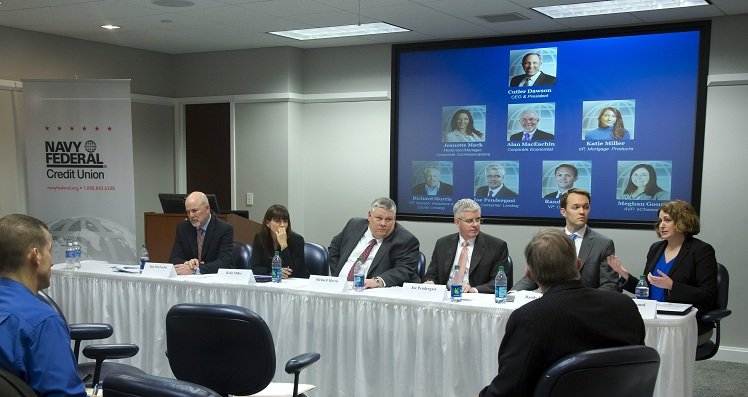 Navy Federal Streams Economic Forum | Credit Union Times