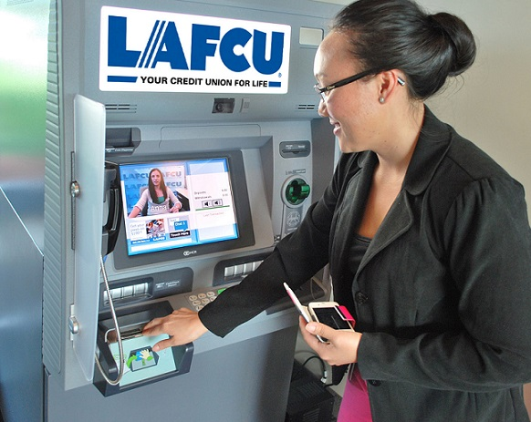 video teller credit union