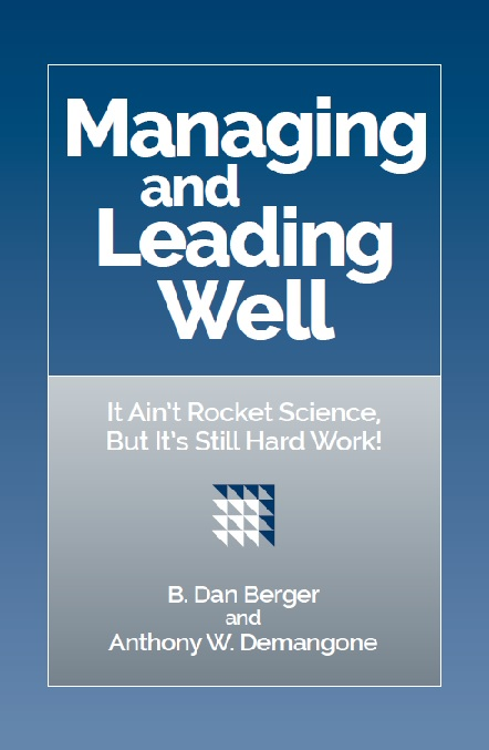 Dan Berger leadership book