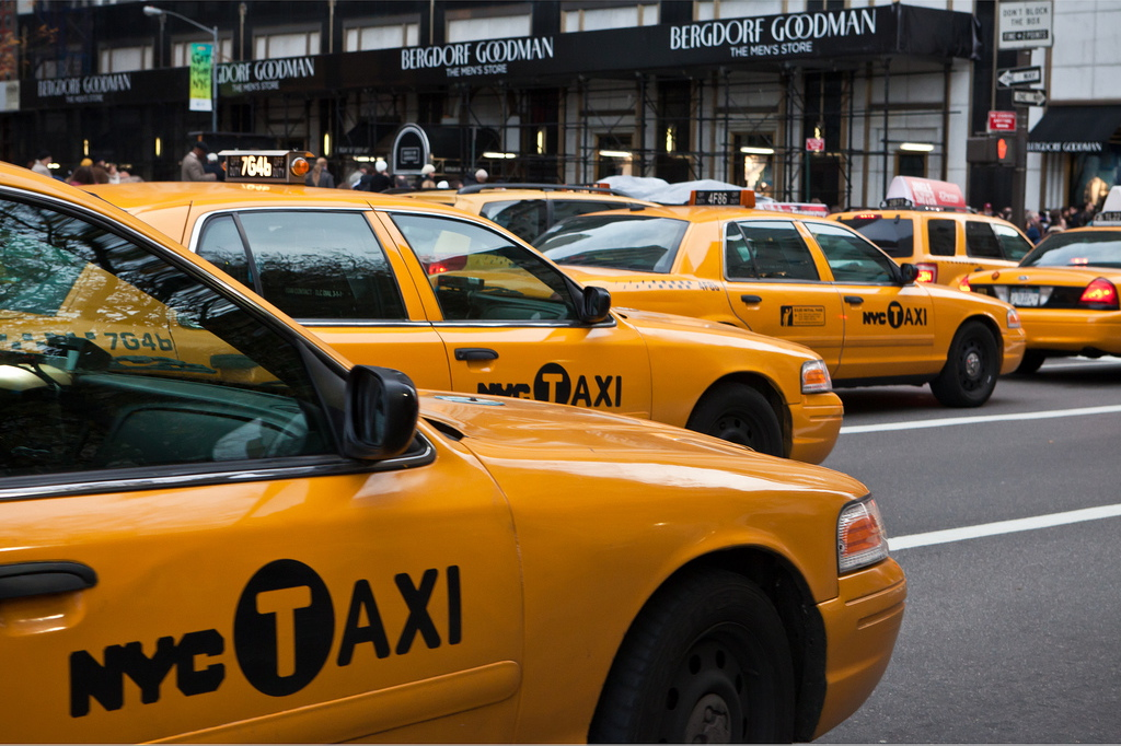 Credit Union Nyc >> Taxi Industry Woes Threaten New York Credit Unions Credit