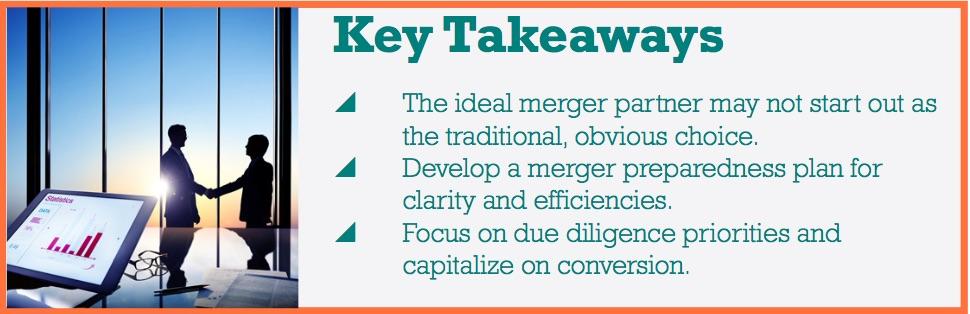 mergers best practices