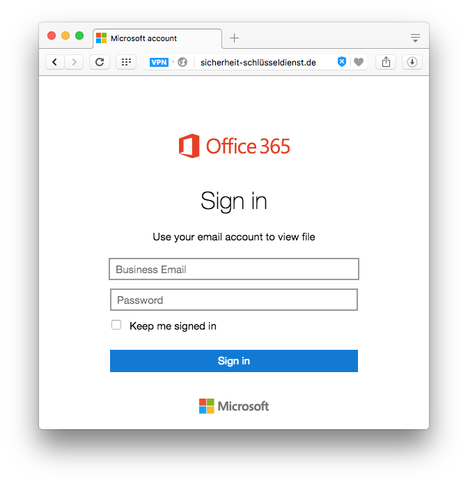 microsoft office 365 email login
