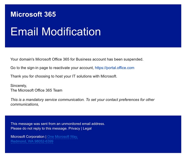 Cybercriminals Are Targeting Account Login Credentials Of Microsoft Office  365, With Its More Than 100 Million Monthly Active Subscribers, To  Ultimately ...
