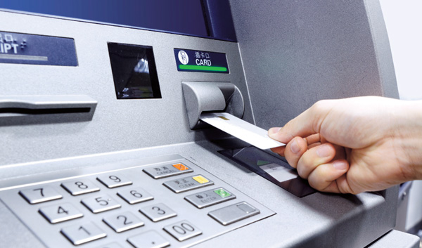 payments atm technology
